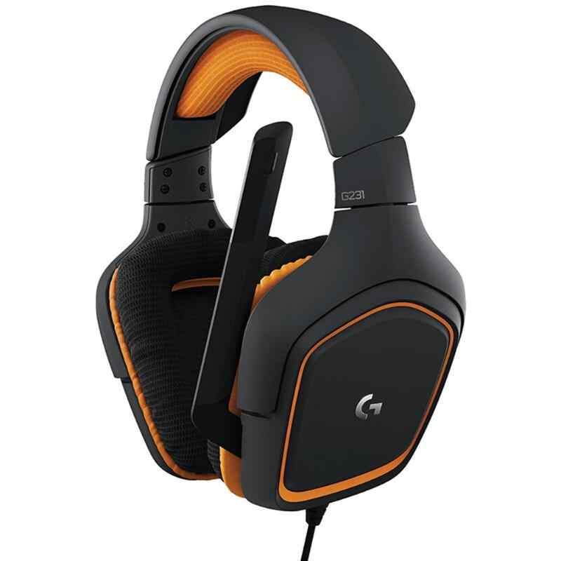 Detail Feedback Questions about Logitech G231 Prodigy Gaming Headset