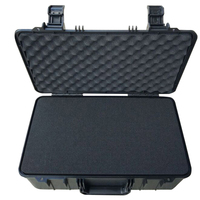 Inner Size 330 210 135mm Plastic IP67 Waterproof Protective Case In Black