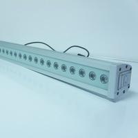 36 X 1 watt Linear RGB LED Wall Wash with DMX LED wall wahser stage light