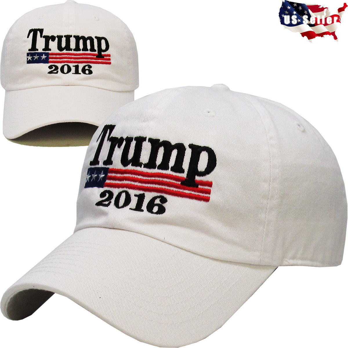 Trump 2016 Make America Great Again Donald Hat Daddy Cap Republican Adjustable