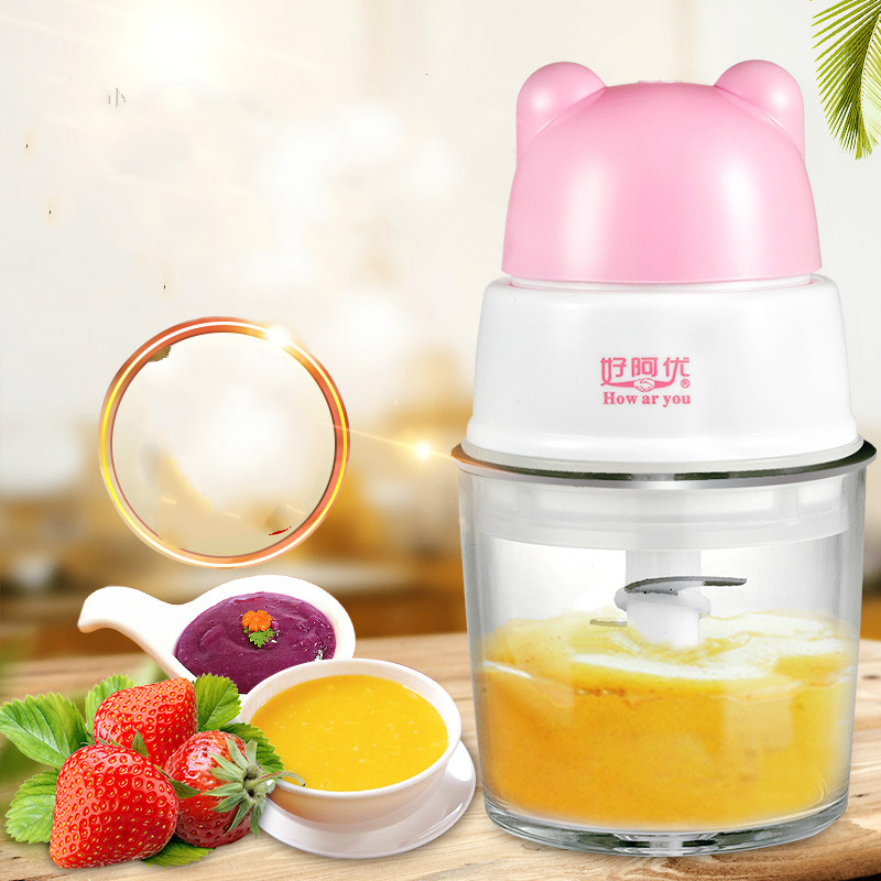 Food Mixers baby machine multi-functional electric fruit and vegetable household mini mixer automatic feeding machine. automatic spanish snacks automatic latin fruit machines