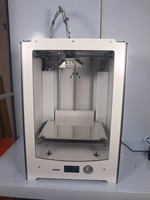 Blurolls Ultimaker 2 Расширенный 3D принтер DIY полный комплект (не сооруженный) Ultimaker2 Расширенный насос с двойными соплами 3 D принтер, двойной экструде