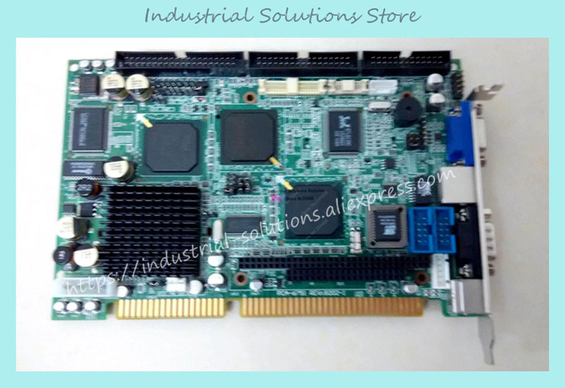 где купить  New for PCA-6751 B202-1 Industrial Motherboard CPU Card PCA-6751 Ver: B202-1 Board With 128M RAM New 1 Year Warranty  по лучшей цене
