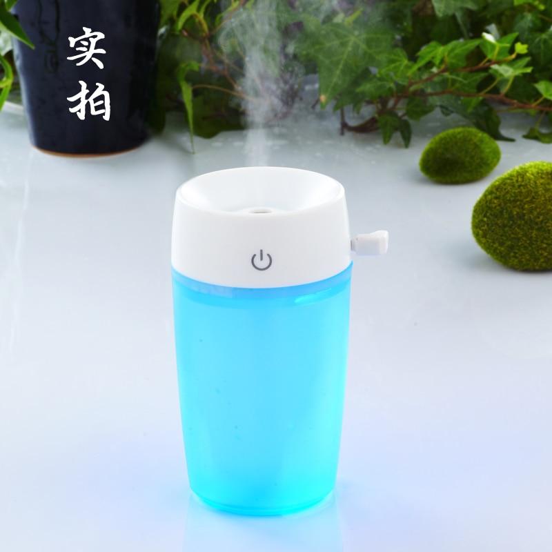 250Ml Cup Design Air Humidifier USB Electric Aroma Essential Oil Diffuser Ultra Fine Mist Maker