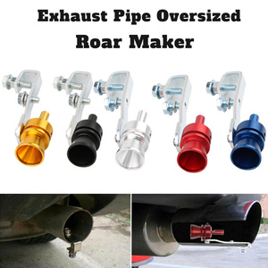 Image 1 - Hot Exhaust Pipe Oversized Roar Maker Simulator Car Sound Whistle Durable Accessory BX