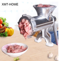 XMT HOME Large manual meat grinder meat slicer garlic chili crushers cutter for grinding beef mutton chicken chicken bones 1pc