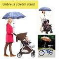 Alta Qualidade Trecho Stand Titular Guarda-chuva Carrinho de Bebê Carrinho De Bebê Umbrella Stand Titular Ajustável Suporte de Bicicleta de Ciclismo Bicicleta