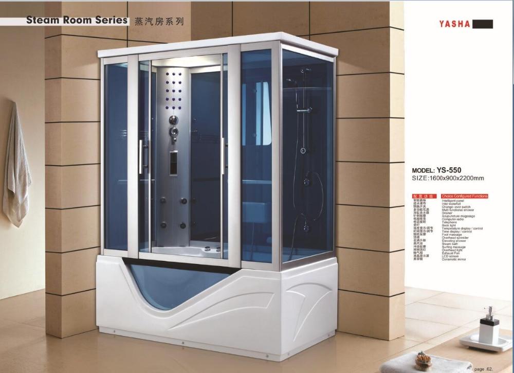 luxury steam shower enclosures bathroom steam shower cabins jetted ...