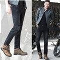 2016 novo neri slub-2 k fogo kevlar pano de prevenção de cowboys jeans passeio uglybros calças motocross da motocicleta calças de brim
