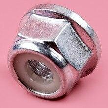 Blade-Collar-Nut Brush-Cutter FS90 FS120 Trimmer Stihl Thread for Fs86/Fs87/Fs87r/..