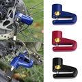 Seguridad proteger de freno de disco Anti-robo de disco de freno de disco de Rotor de bloqueo para Scooter bicicleta de la bici de bloqueo de alarma