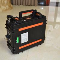Tragbare 12V 100Ah lithium-li ionen akku für solar system golf trolley golf warenkorb caravan boot marine wohnmobil + 10A ladegerät(China)
