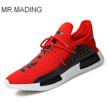 Design 2016 Summer Lover Mesh Shoes Fashion Outdoor Breathable Couple Shoes Sport Flats Men's Shoes Women Casual Shoes Loafers