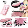 New Professional 32 Pcs Makeup Brush Set Make Up Toiletry Kit Wool Brand Make Up Brush