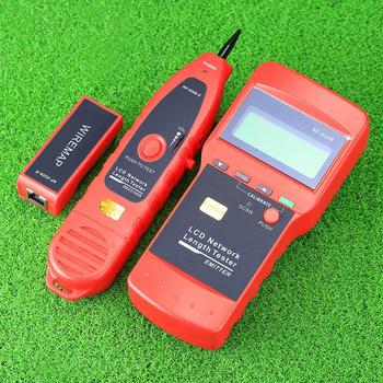 KELUSHI NF-8208 Wire Tracker/Cable Tester Network LAN Continuity Testing with LCD Display