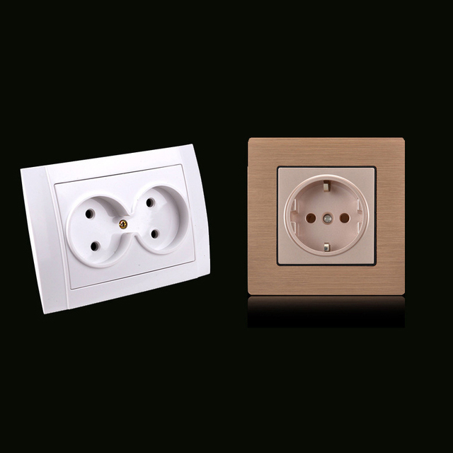 10pcs Russian EU Power Socket Electrical Outlet Baby Safety Guard Protection Anti Electric Shock Plugs Protector Cover Safe Lock 5