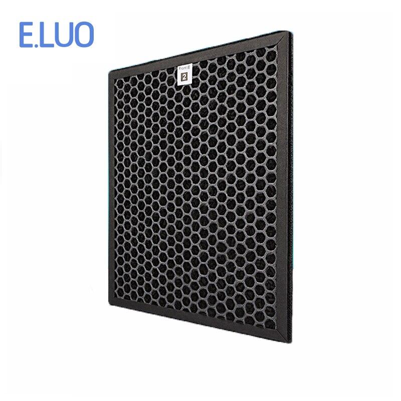 Очиститель воздуха угольный фильтр с размером 348 мм * 265 мм * 10 мм для различных типов очиститель воздуха