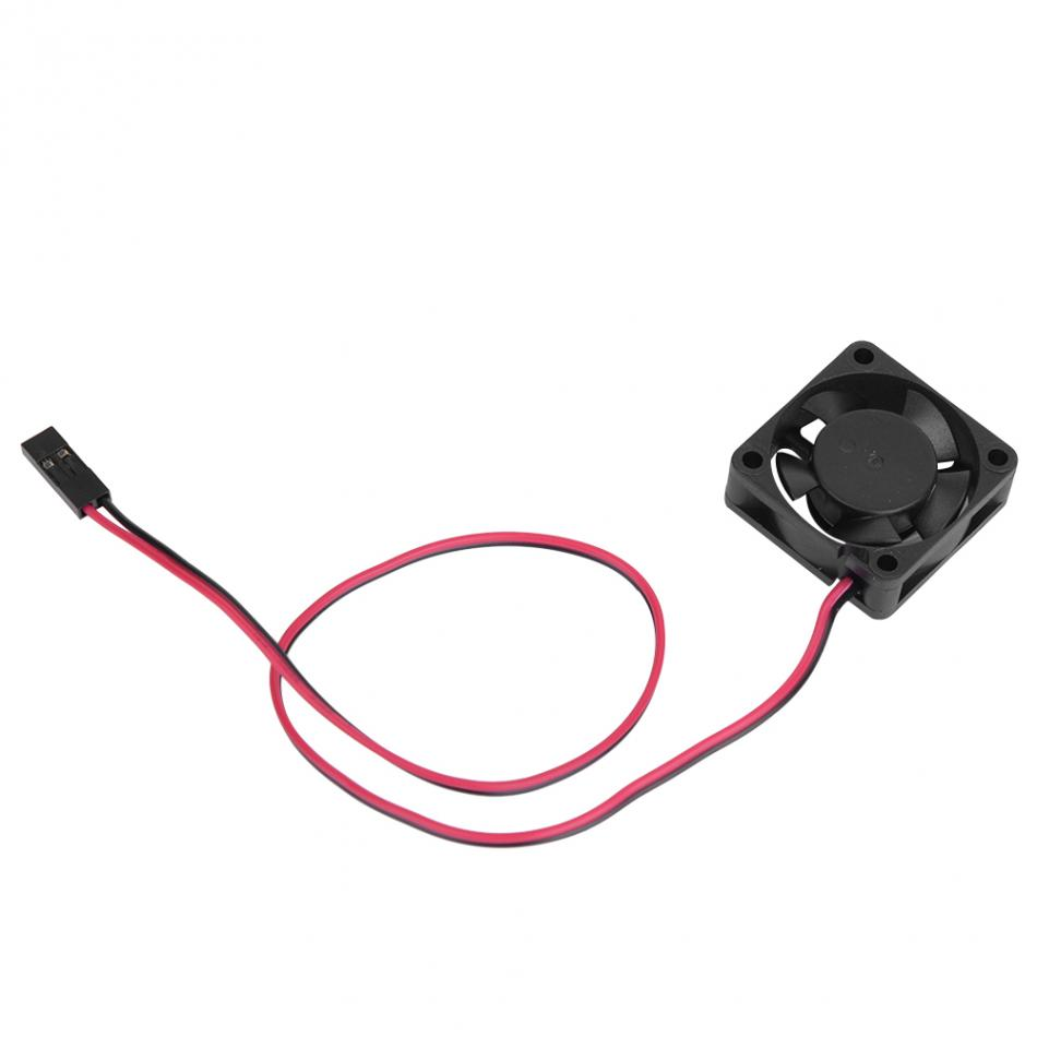 High Quality RC Cooling Fan for Remote Control Car Electronic Speed Controller Motor RC Car Spare Part Accessories