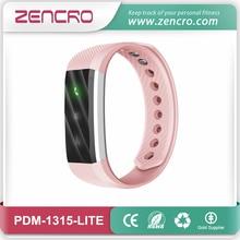Zencro производитель Китай veryfit вызова шаг счетчик активность сна трекер Браслет Шагомер