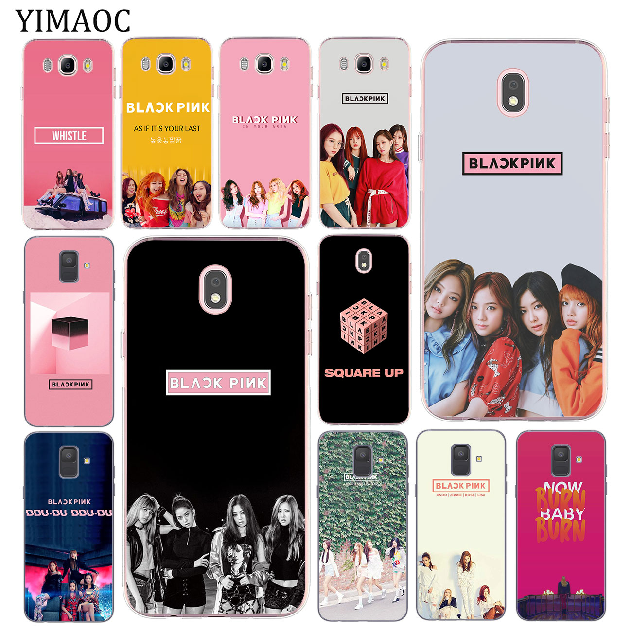 Yimaoc The Good Doctor Soft Silicone Case For Samsung Galaxy A5 A6 Plus A7 A8 A9 2018 J3 J5 J6 J7 2016 2017 Eu Version In Pain Fitted Cases