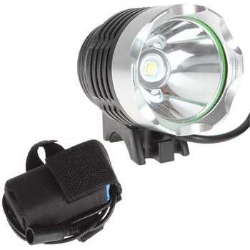 Новый велосипедный фонарь WasaFire, 1800lm XML T6, светодиодный фонарь для велосипеда, фара, фонарь, аккумулятор 6400 мАч, фара для велосипеда