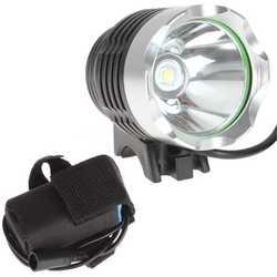 Wasafire Baru 1800lm XML T6 LED Sepeda Lanterna Sepeda Lampu Depan Lampu Lampu Senter Lampu Baterai 6400 M Ah Farol Sepeda Lampu