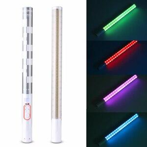 Image 2 - YONGNUO YN360II YN 360 II 3200 K 5500 K للتغيير RBG الملونة المحمولة LED الفيديو الضوئي مع المدمج في بطارية ليثيوم 5200mAh