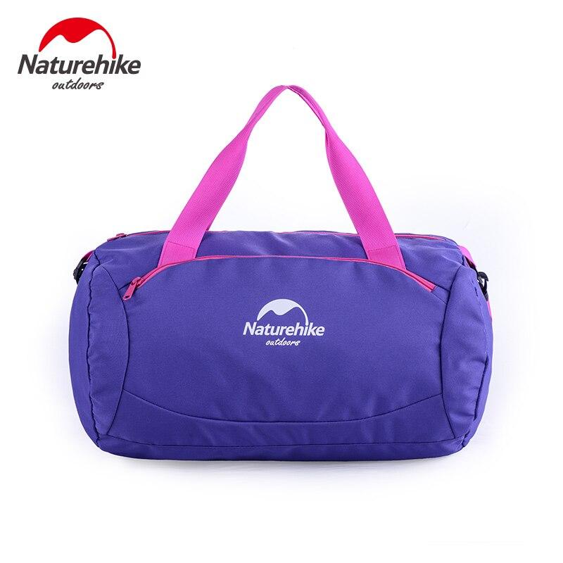 Naturehike 20L Beg Kolam Untuk Penyimpanan Pakaian Beg Tangan Bahu Sukan Beg Lelaki Wanita Gim Beg Kering untuk Item Wet Kalis Air