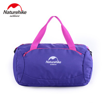 Naturehike swimming bag for storing clothes handbags shoulder sports bags men women gym dry wet items