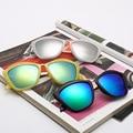 Aconchegante Quadro Mais Novo Estilo Da Marca Designer de Óculos de Sol Óculos de Proteção Das Crianças Dos Miúdos Do Bebê das meninas dos meninos Eyewear Óculos Oculos de Sol_SH126