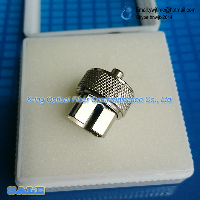 Máy OTDR SC Adapter Dành Cho TriBrer AOR500/AOR500S,Grandway FHO5000, ShinewayTech S20, DVP/RUIYAN/DEVISER AE2300/3100/4000