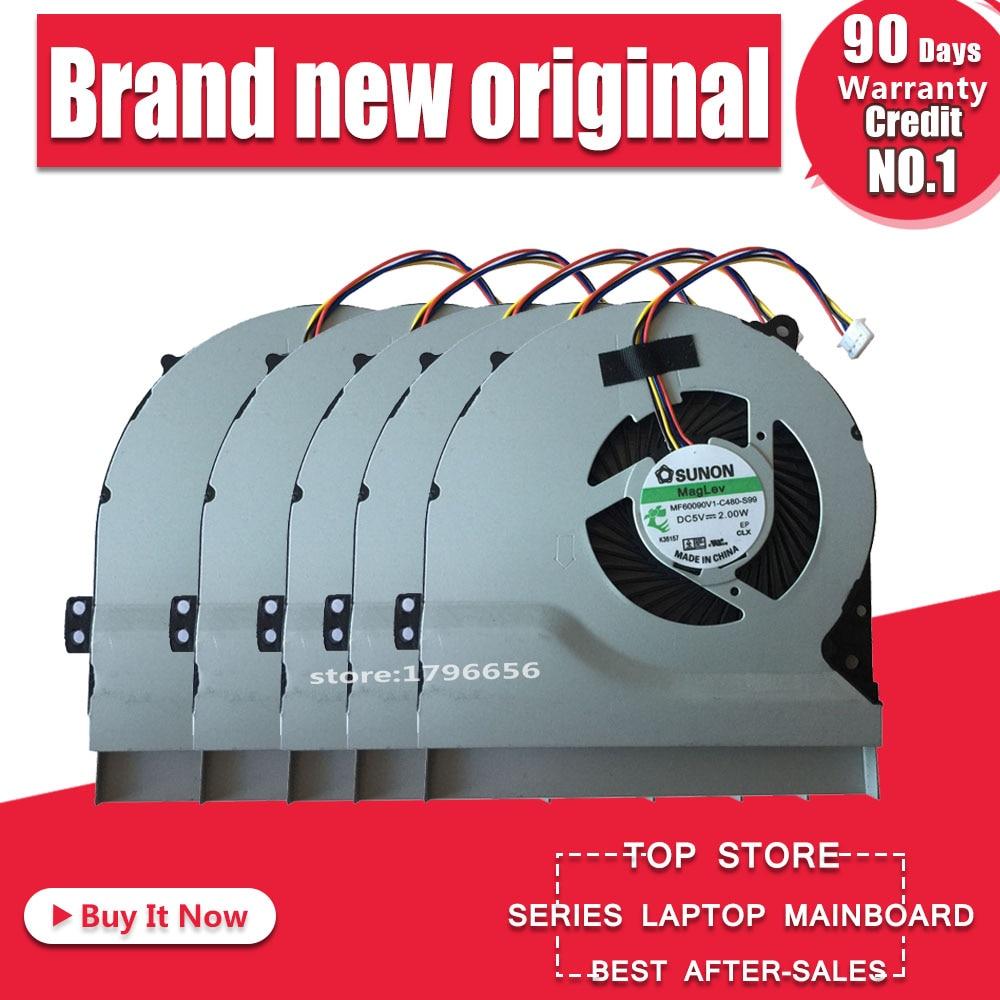 Akemy original nuevo refrigerador de cpu para Asus Y581C X552C X552L X550L X550LD K550L X550 X550C X550CL X550CC X550CA X550V X550VB