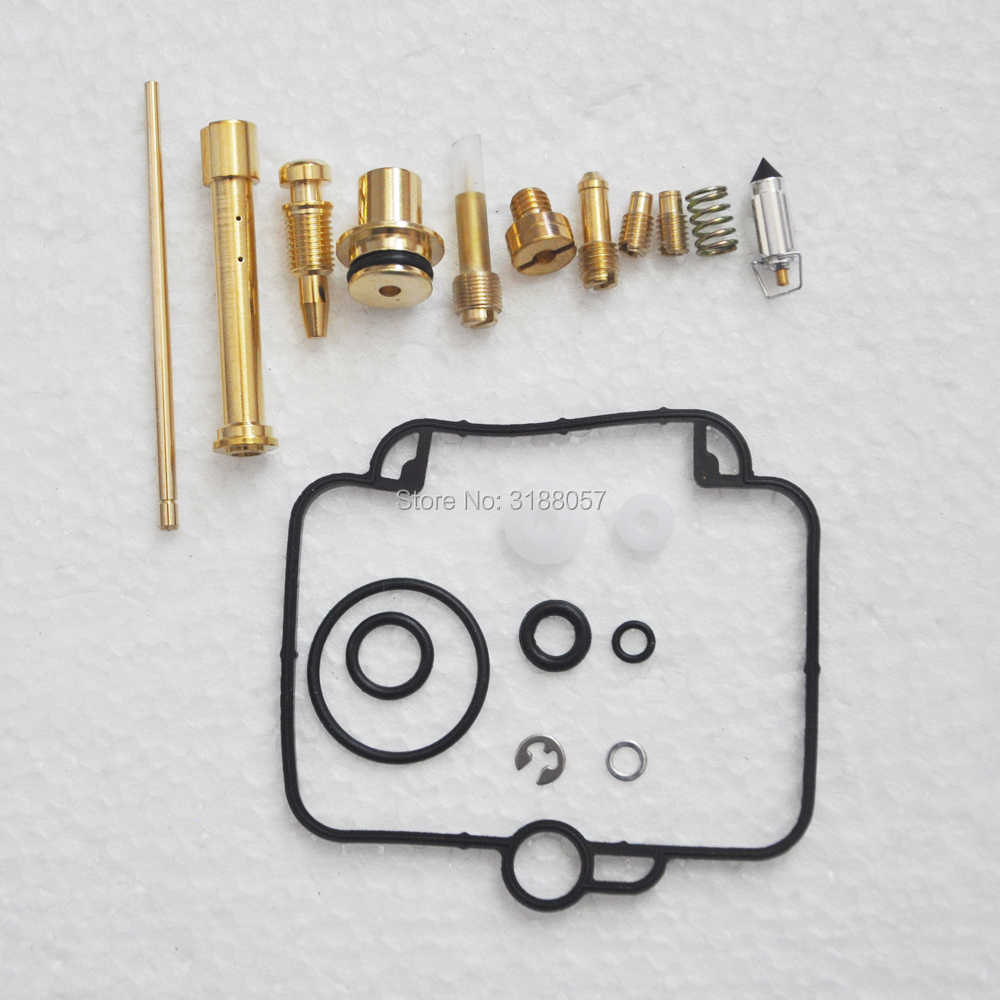 Carburetor Repair Kit Carb Rebuild Kit for Suzuki DR350SE DR350 SE 1994-1999