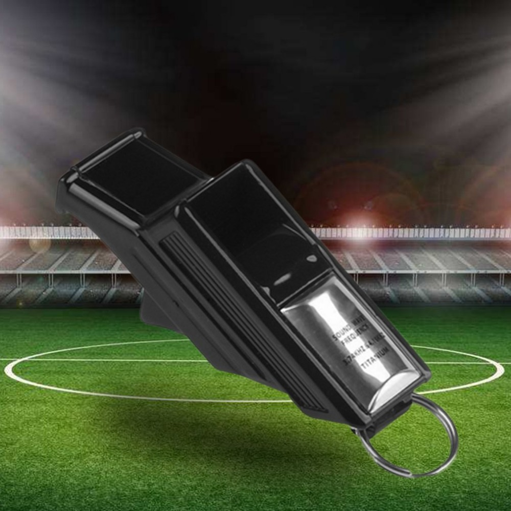 2018 Small Size Professional Authentic Referee Whistle Basketball Football Volleyball Sport Teacher Coach Whistle Tool
