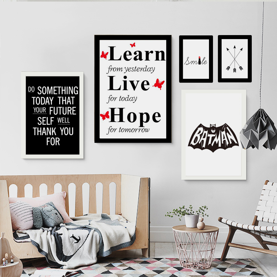 Popular quotes posters buy cheap quotes posters lots from for Buy posters online cheap