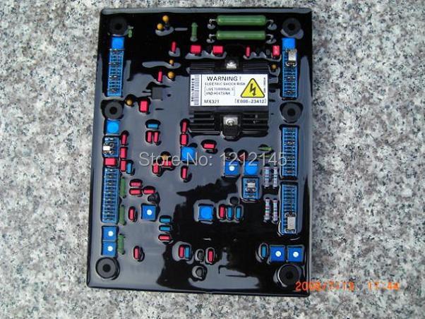 aliexpress : buy mx321 avr for stamford alternator, mx321, Wiring diagram
