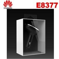Lot of 1000pcs HUAWEI E8377 150 Mbps 4G LTE Automobile WiFi Hotspot Car Wireless Router+Free dual extension usb cable