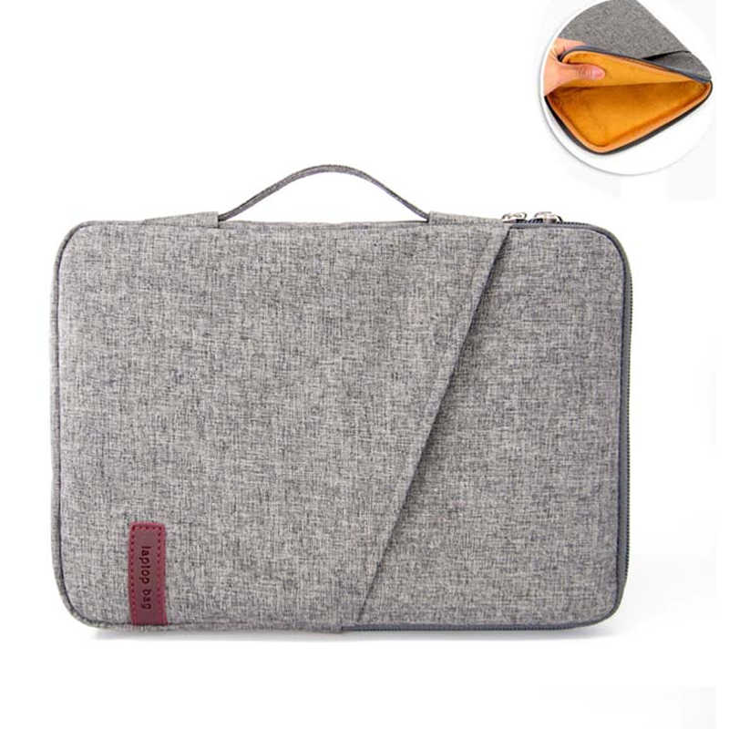 Shockproof Tablet Sleeve Bag Pouch for Samsung Galaxy Tab A A6 10.1 2016 SM-T580 T585 P580 P585 Cotton Liner Sleeve Case Cover
