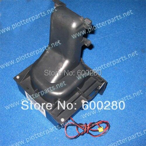 C6074-60394 C6072-60159 HP DesignJet 1050C 1055CM Vacuum/aerosol fan assembly plotter parts