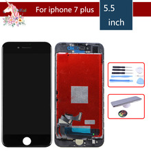 цена на Touch Display For iPhone 7 7G and iPhone 7 plus LCD Screen for iPhone 7 7plus LCD Display Touch Screen Digitizer Replacement