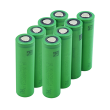 1/2/4/6/8/10 Pieces 3.6 V Volt Flat-top 18650 리튬 이온 배터리 안전 충전 US18650VTC4 2100mAh 충전식 배터리 Bateria