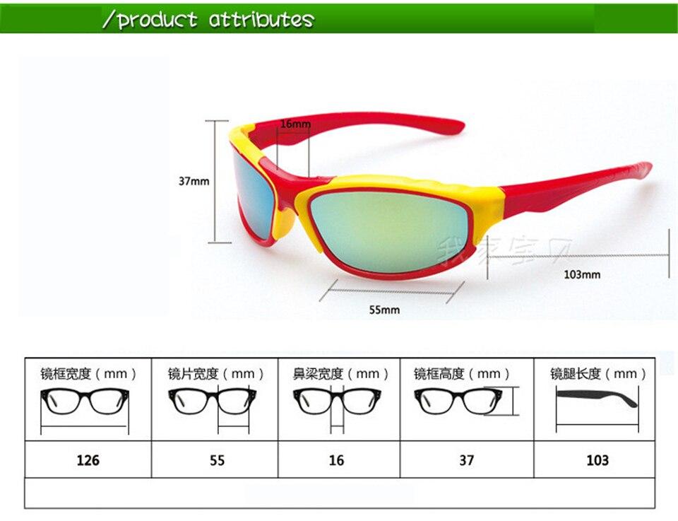 RILIXES Super Cool marco negro UV400 protección niños gafas de sol ...