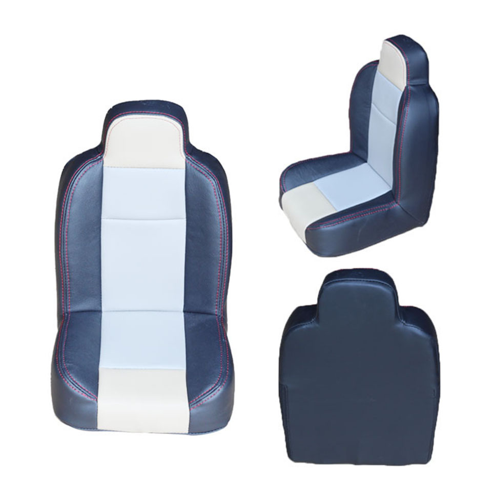 Auto Parts Universal Leather Car Seat Set 3D Display Model For Plated Coating Demo Black,brown,Blue Available MO-7