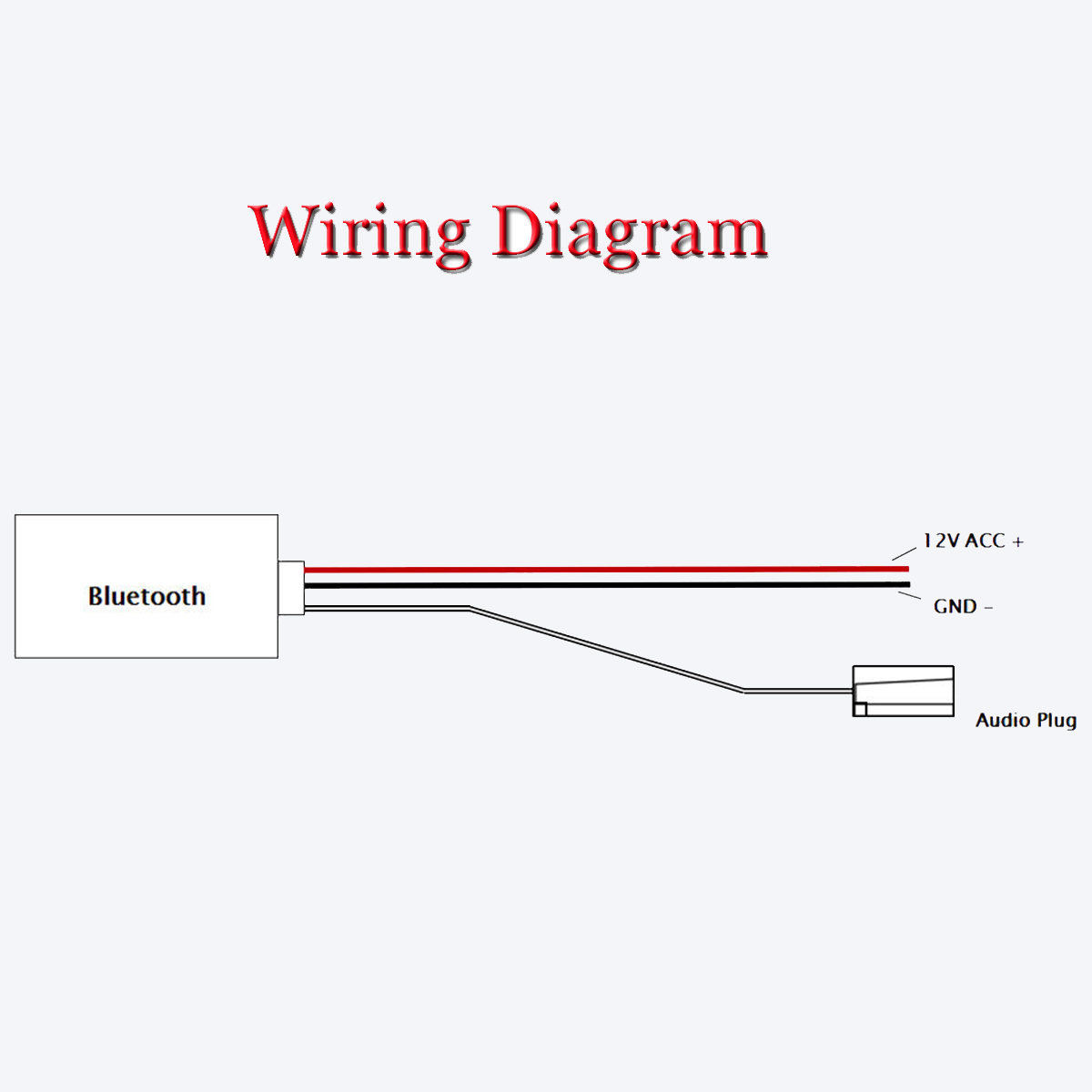 Mini Bluetooth Car Audio Music Adapter Auto Aux Dongle Wiring Diagram 1 X Cable For Mercedes Comand 20 Aps 220 W211 W208 W168 W203