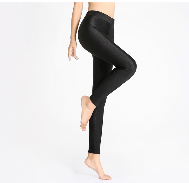 Comfy Glitter Warm Leggings