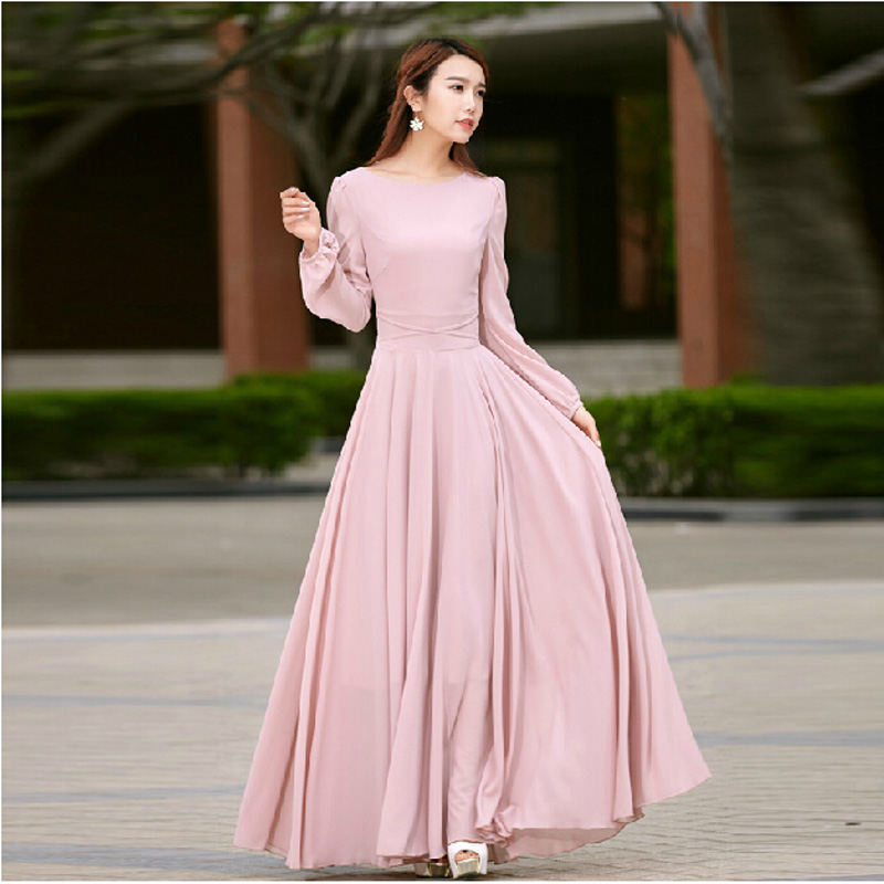 Pink long dress online shopping-the world largest pink long dress ...