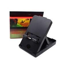 Para Nintendo Mudar NS Série Portátil Altura Ajustável Titular Suporte da Moldura Jogo Anfitrião Playstand Compacto Desktop Bracket Suporte