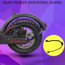 For Xiaomi M365 Replacement Repair Parts Scooter Silicone Cover Protection  Electric Skateboard Protector scooter mud guard