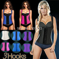 10pcs/lot  Waist Women Corset Body Shapewear Lady  Latex Waist Cincher Corset Postpartum Slimming