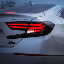 Car Styling tail lights case for Honda Accord 2018